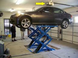 Home Lift Install Issues Automotive Equipment Installation