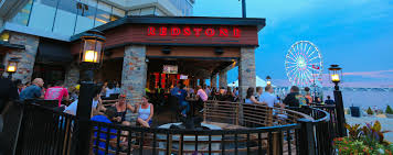 Harborside Grill And Patio by National Harbor Redstone Grill