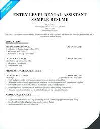 Restorative Nursing Assistant Job Duties Dental Description For