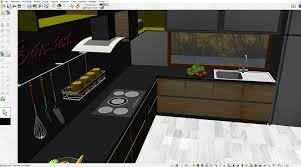 professionelle 3d küchenplaner software für privat gewerbe