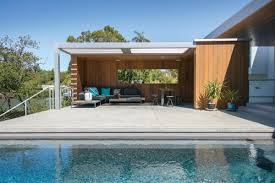 100 House Design By Architect Guy Peterson Grounds His Latest Home In Nature