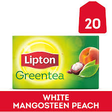 100 Green Tea House Alliance Lipton Bags White Mangosteen Peach Walgreens