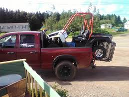 Pickup Bed Extender by Hauling In Truck Bed Kawasaki Teryx Forum