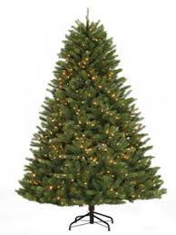 Tree With 700 Clear LED Lights Ashville 7 Ft Pre Lit Artificial Christmas