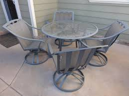 Samsonite Patio Furniturecanada by Patio Furniture Swivel Chair Parts Modrox Com