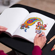 As Seen On Tv Colorama Adult Colouring Book