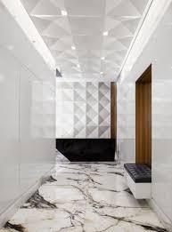 100 Interior Design Marble Flooring Beautiful Marble Floor Builtin Bench Niche Tufted Black Leather