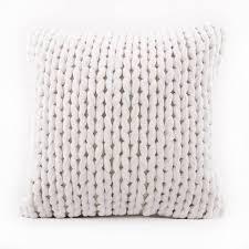 best 25 knit pillow ideas on pinterest knitted pillows