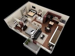 Cosy 1000 Sq Ft Home Design