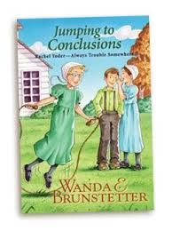 Rachel Yoder Jumping To Conclusions By Wanda Brunstetter
