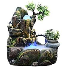 außen springbrunnen indoor bonsai indoor desktop brunnen