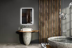 paket led badspiegel beleuchtung sensor schalter wandspiegel beleuchtet