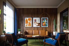 100 Mid Century Modern Interior Design Introduction To Decor