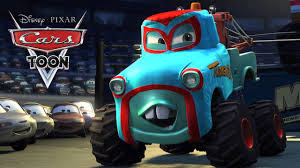 100 Monster Truck Mater 5 Cars Toon S Tall Tales Pixar