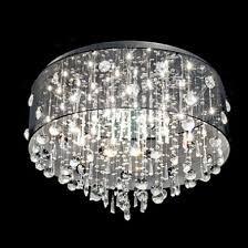 neath lustre moderne cristal 20 slots à oule 00140142 les de