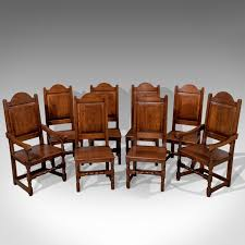 Antique Set Of 8 Oak Dining Chairs Edwardian Jacobean Revival Inc ... Oak Rocking Chairs For Sale Celestetabora Shopping For The New York Times Solid Childs Rocking Chair In Cross Hills West Yorkshire Gumtree Amazoncom Fniture Of America Betty Chair Antique Plans Woodarchivist Folding 500lbs Camping Rocker Porch Outdoor Seat Wainscot Seating Beachcrest Home Ermera Reviews Wayfair X Rockers Murphys Panel Back Bent Wood Idaho Auction Barn Patio Depot
