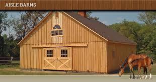 Shed Row Barns Texas by Small Horse Barns For Sale Modular Horse Barns Sunset Barns