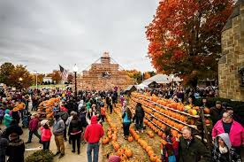 Damariscotta Pumpkin Festival by 5 Best Pumpkin Festivals In New England New England Today
