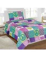 It s New Shopping Deals on Peace Sign Bedding