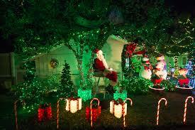 Mr Jingles Christmas Trees Los Angeles Ca by Inside La U0027s Ultimate Christmas Light Display Curbed La