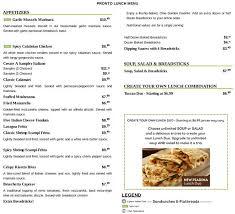 Olive Garden Bolingbrook Menu
