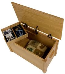 Wooden Memory Box Chests