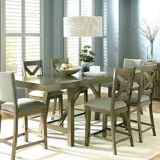 Pub Height Table Set Dining Counter Grey Room Standard Furniture St Bar Kitchen Sets