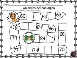 Actividadesanimalesdezoologico18 Imagenes Educativas