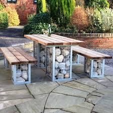 Backyard Bench Designs