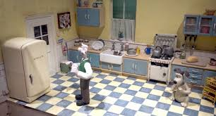 cuisine smeg wallace and gromit are smug with their smeg at exhibition