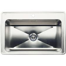 Blanco Sink Grid Amazon by Blanco 440278 Magnum Stainless Steel Drop In Single Bowl Kitchen