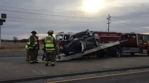 Crews Respond To Accident At Interstate 64 And Illinois 4 ...