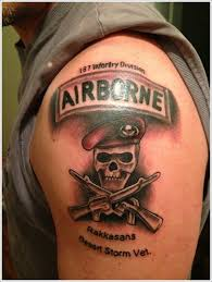 Military Tattoo Designs 12