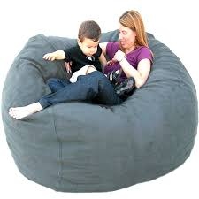 Amazon.com: Cozy Sack 5-Feet Bean Bag Chair, Large, Grey: Kitchen ... Sofa Stunning Bean Bag Chairs For Tweens Amazoncom Cozy Sack 5feet Chair Large Black Kitchen Gold Medal Fashion Xl Twill Teardrop Hayneedle Chord Nick Back Come With Adult Two Seater Patio Lounge Fniture Bags Majestic Home Goods Big Joe Roma Spicy Lime Beanbag Pferential Ideas Advantages And Kids Brown Sales Child School Specialty Marketplace Fancy 96 Round Vinyl Matte Multiple Colors Walmartcom Milano Stretch Limo