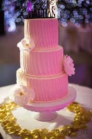 Buttercream Cake Wedding London Weddingcakes Sugar Flowers Peonies Gold Petals Handmade Rustic Texture Royal Icing