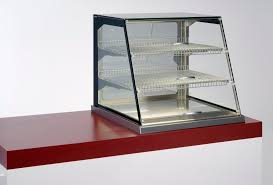 Countertop Refrigerated Display Case For Shops Pastry