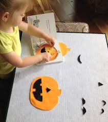 Books About Pumpkins For Toddlers by Storybook Activity With
