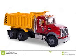 Dump Truck Toy Stock Image. Image Of Truck, Machine, Carry - 19687451