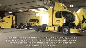 Veriha Trucking - Trucking Companies In Wisconsin - YouTube Mcauliffe Trucking Company Home Facebook Navajo Express Heavy Haul Shipping Services And Truck Driving Careers Gaibors 10 Reasons To Love The Big Companies Youtube Best Lease Purchase In The Usa New Team Driver Offerings From Us Xpress Fleet Owner Eawest Over Road Drivers Atlanta Ga Free Schools Cdl Traing Central Oregon What Does Teslas Automated Mean For Truckers Wired Hiring With Bad Records
