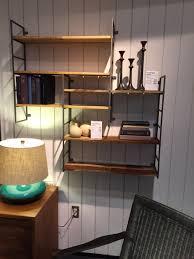 Crate And Barrel Meryl Floor Lamp by Crate U0026 Barrel Rubix Wall Shelf 30w 8 5d 30 5h Furniture