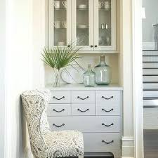 Small Dining Room Cabinets With Gray Built In China Cabinet And Sideboard