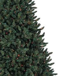 Unlit Artificial Christmas Trees 75 by Balsam Spruce Artificial Christmas Tree Treetopia