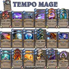 Hearthstone Malygos Deck Priest by Hearthstone Tempo Mage S20 Hearthstone News Pinterest