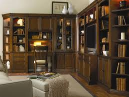 Hooker Furniture Cherry Creek Traditional Modular Wall System With