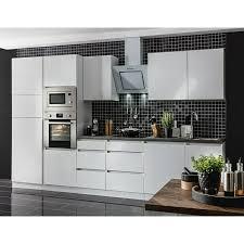 respekta premium küchenzeile glrp345hwwgke breite 345 cm