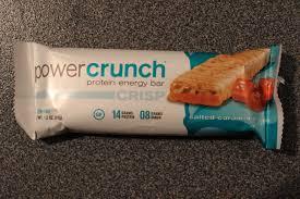 Power Crunch Crisp Salted Caramel