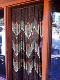 Doorway Beaded Curtains Wood by Curtain Door Hanging Would Be So Simple To Make Ugh Gorgeous