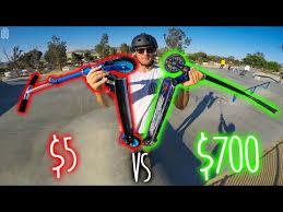 5 DOLLAR WALMART SCOOTER VS 700 PRO
