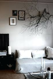 Tree Branch Wall Decor Aesthetic Wooden