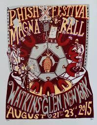 Phish Bathtub Gin Magnaball by Clifford Super Magnaball We U0027ve Seen It All Phish Net